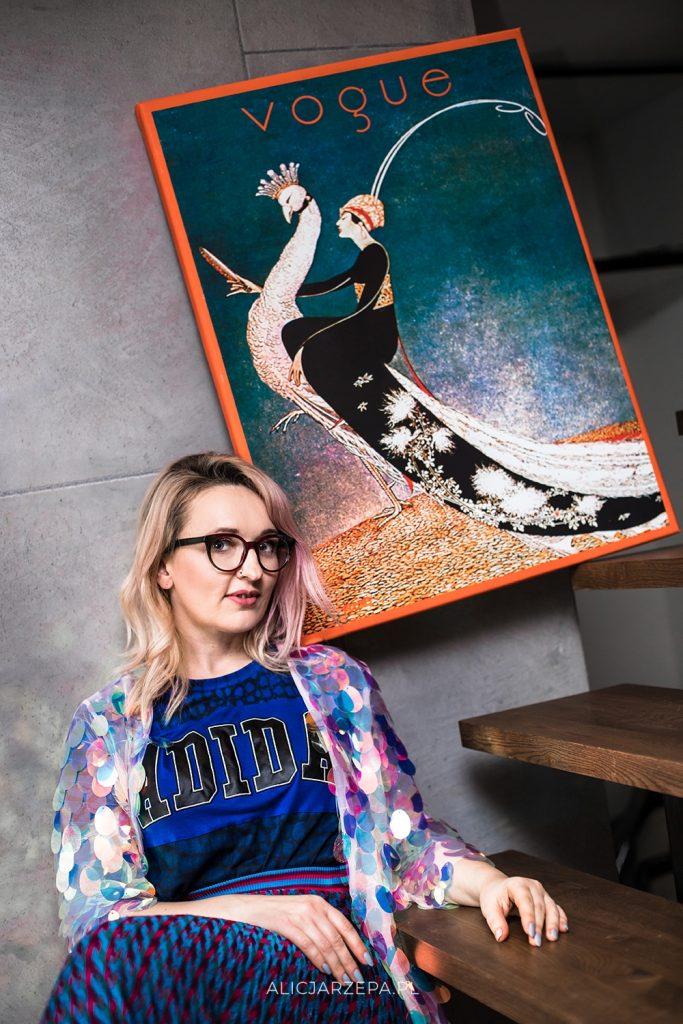 GOShA Kusper / stylistka / fot. Alicja rzepa