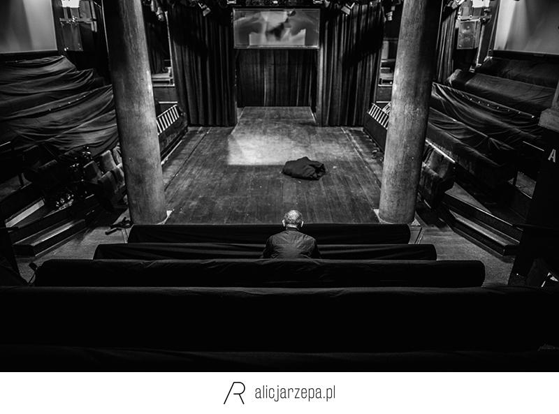 Ⓒ Alicja Rzepa • Krzysztof Jaisńki @ Teatr Scena STU