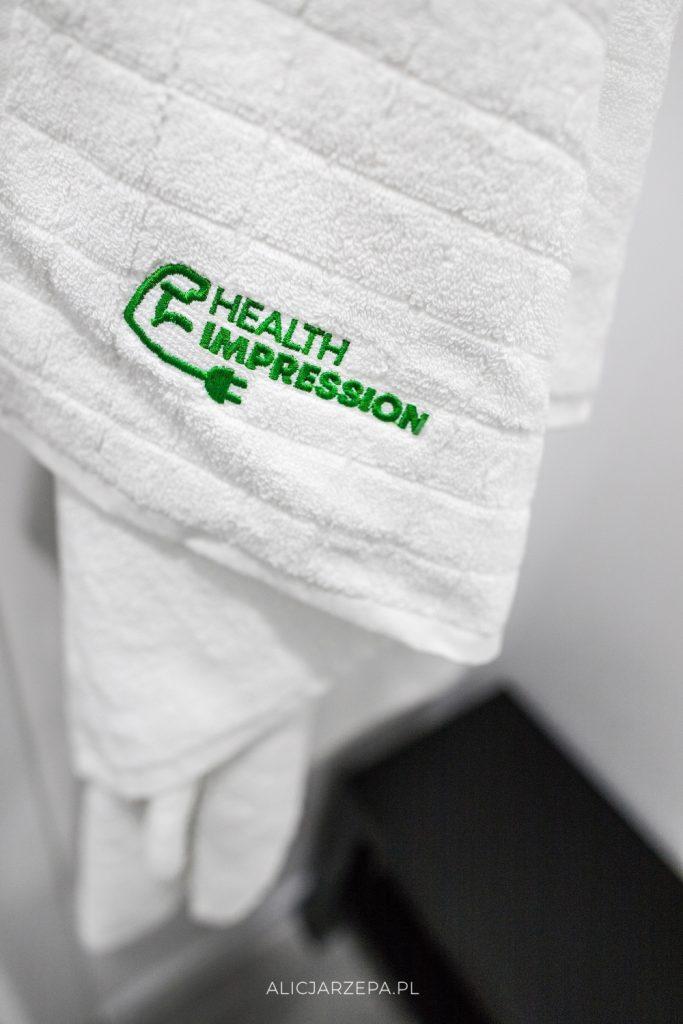 Sesja wnętrza studia treningu personalnego Health Impression / © Alicja Rzepa