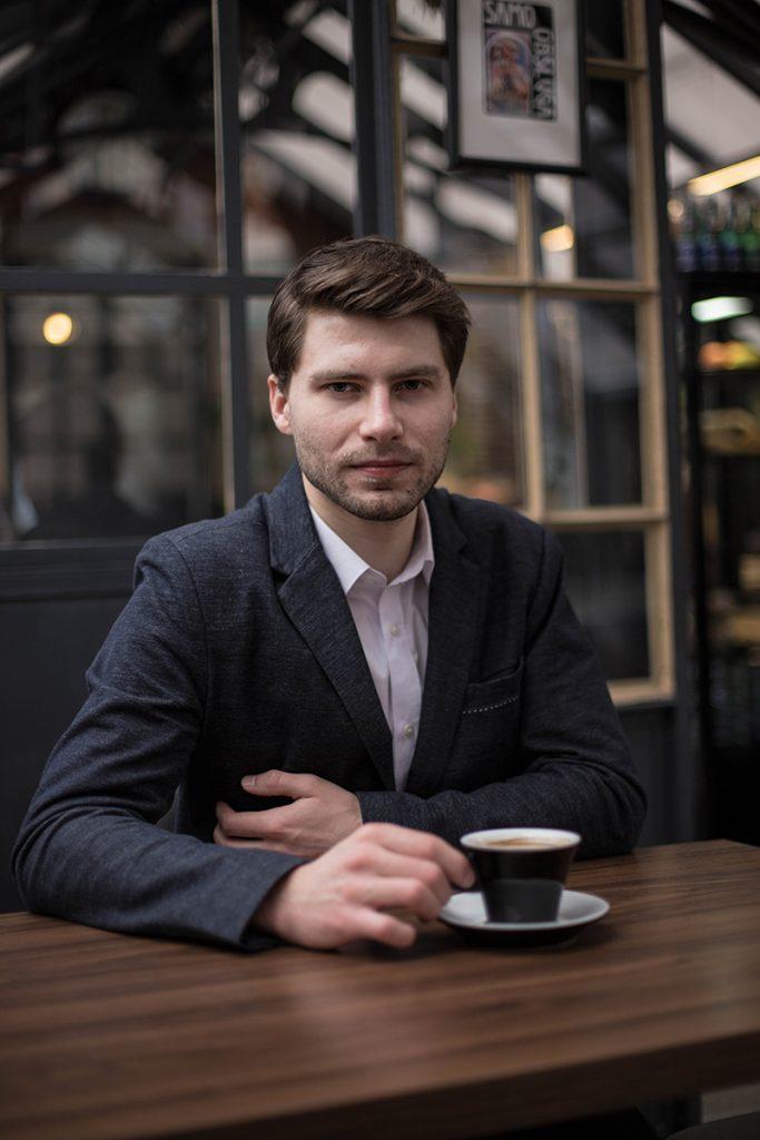 Marcin (IT) / sesja wizerunkowa fot. Alicja Rzepa