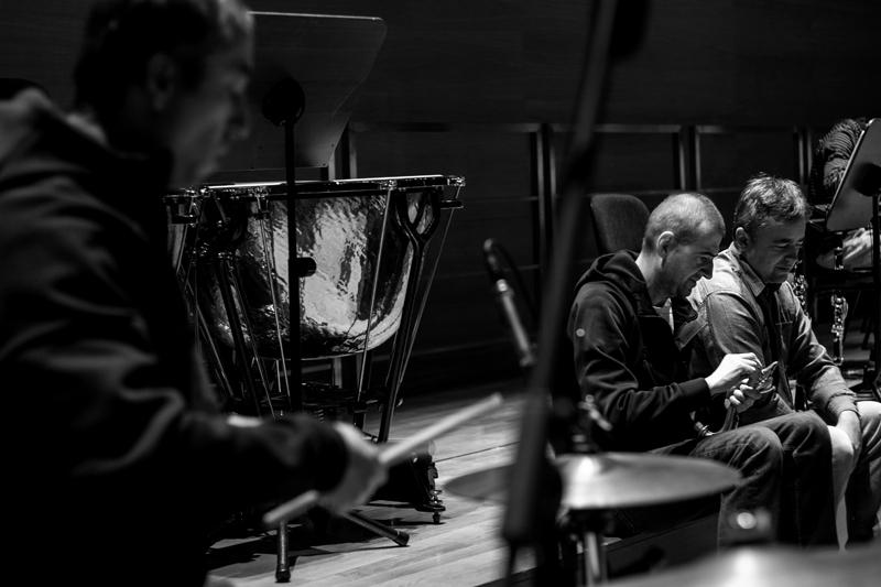 Ⓒ Alicja Rzepa • Artur Andrus / Człowiek Orkiestra / soundcheck / Paweł Żejmo, Łukasz Poprawski