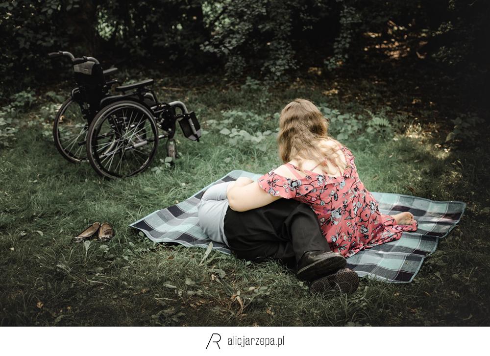 Ⓒ Alicja Rzepa • Sesja narzeczeńska A ♥ R (Kraków)