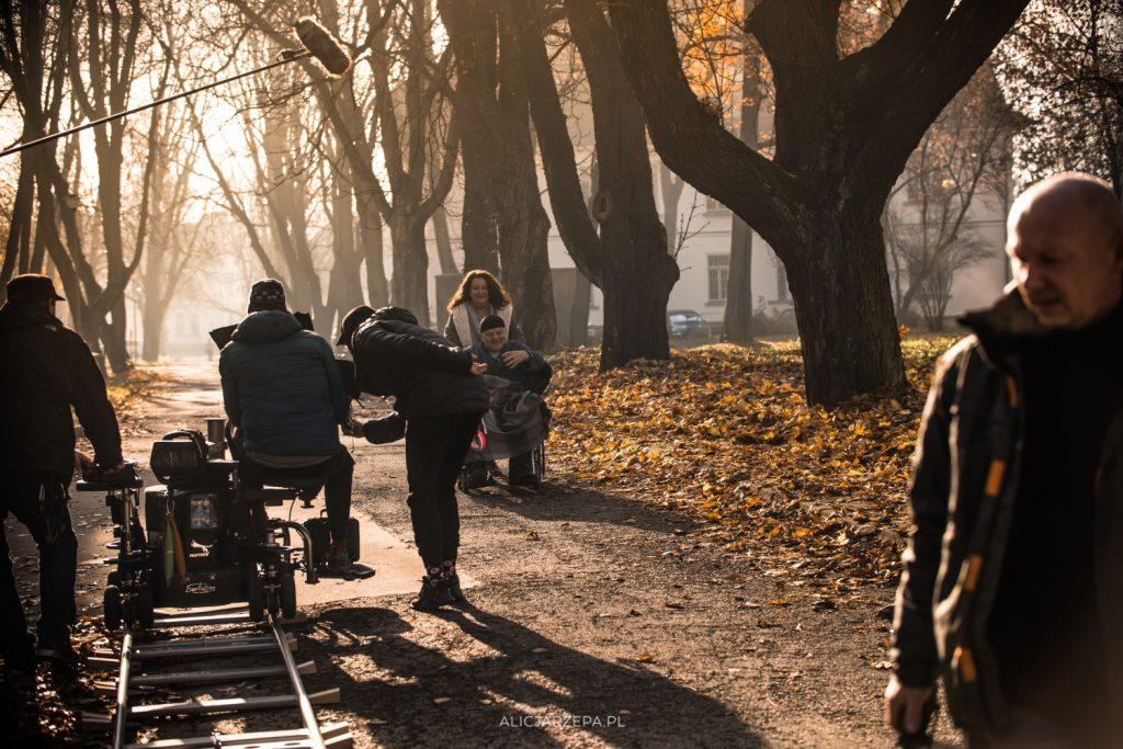 """Film """"Prawdziwe Życie Aniołów"""" / fotosy / © Alicja Rzepa x Barton Film"""