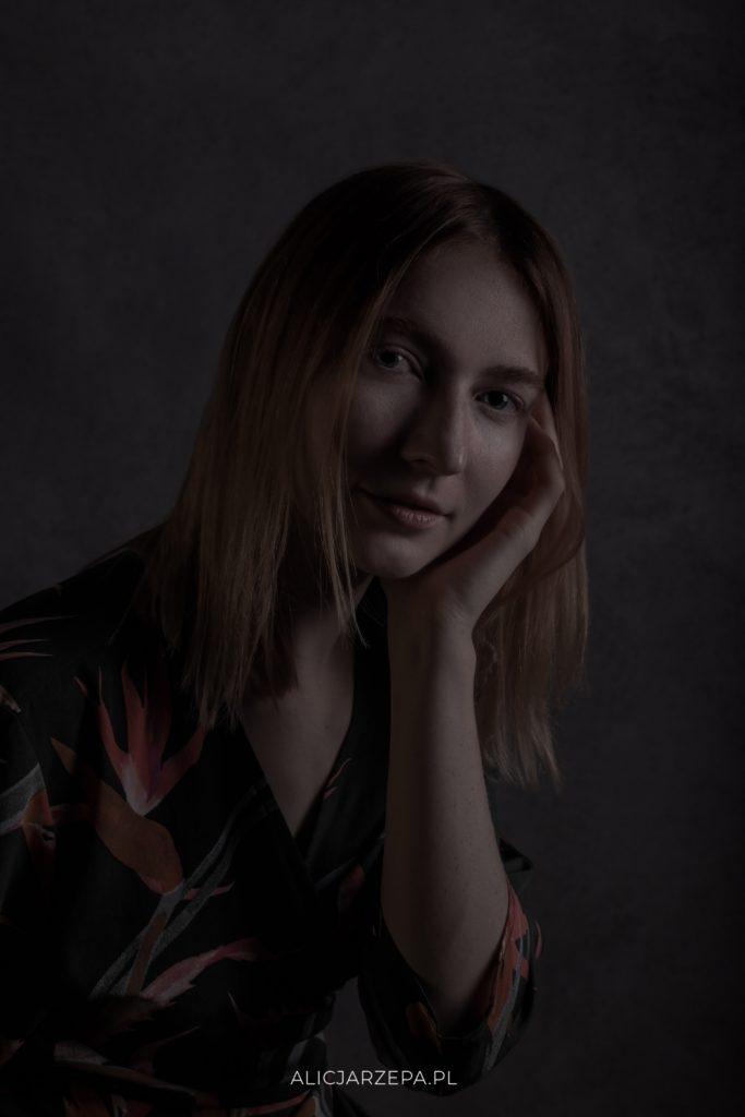 Viktoria Kowalska / fotografia artystyczna / © Alicja Rzepa