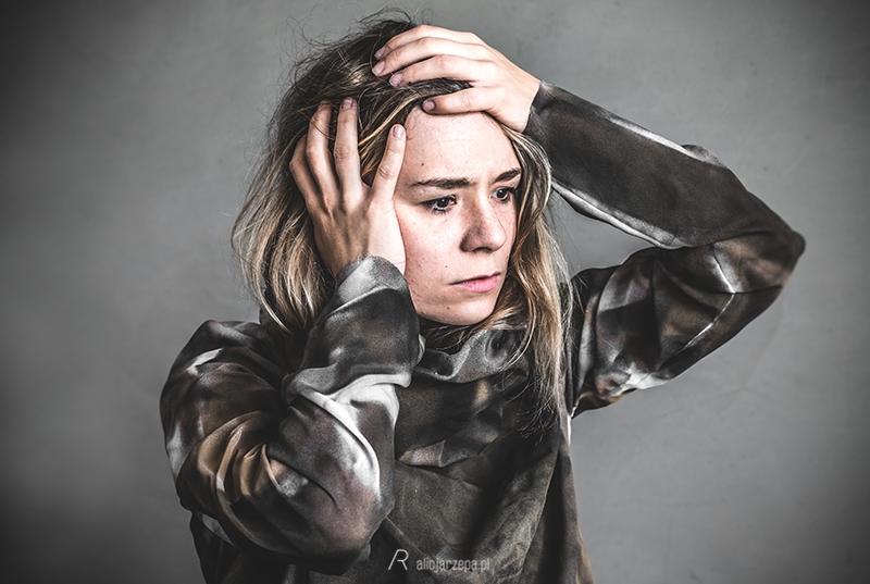 Ⓒ Alicja Rzepa x Patrycja Polkowska • Sześć emocji podstawowych