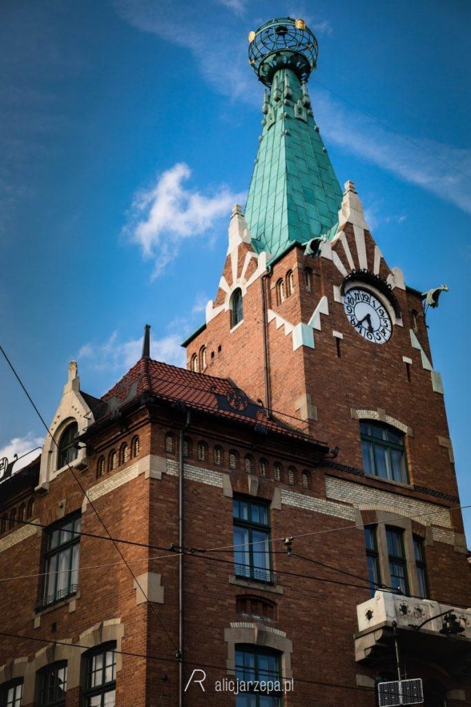 Ⓒ Alicja Rzepa • Zaczytany Kraków • Księgarnia Pod Globusem