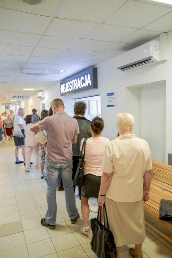 Szpital im. S. Żeromskiego w Krakowie / Alicja Rzepa / fotoreportaż
