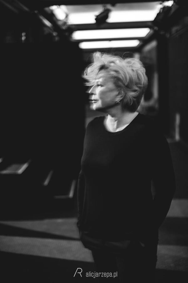 Ⓒ Alicja Rzepa • Krystyna Janda