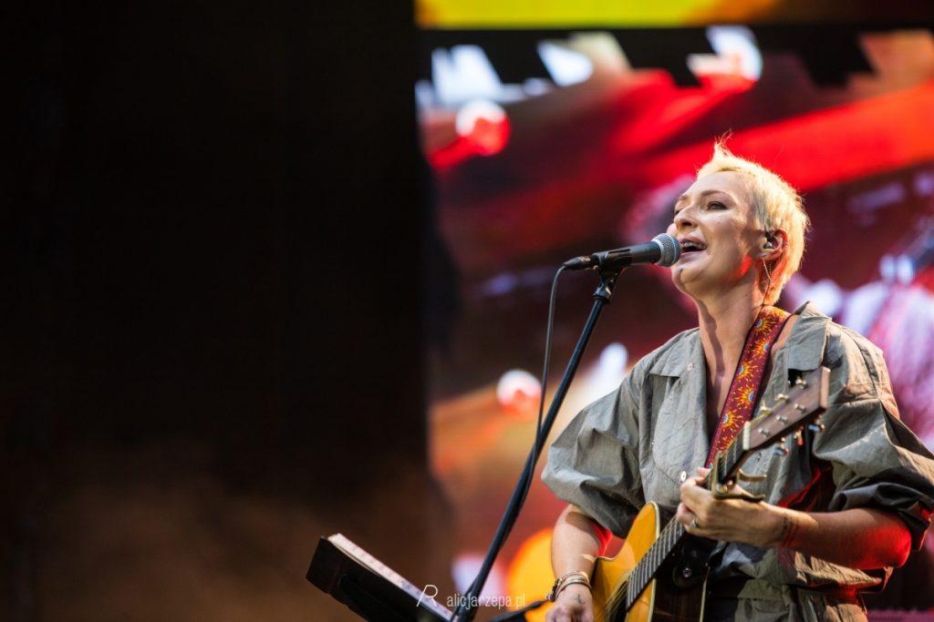 Lato z Radiem Festiwal 2019 (30 sierpnia) Anita Lipnicka