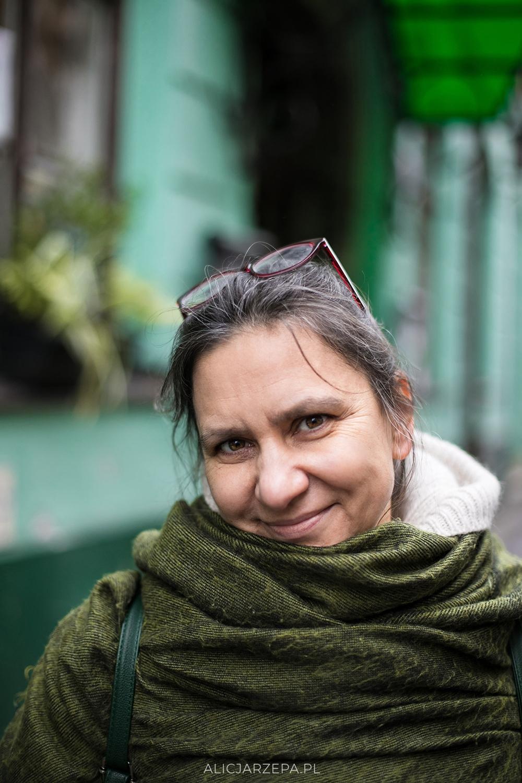 Lidia Kućmierz - trener psychologii pozytywnej / sesja kobieca / Kraków / © Alicja Rzepa
